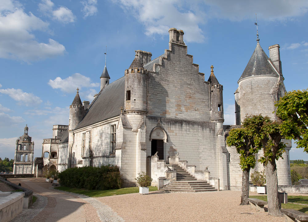 Loches Medieval Centre