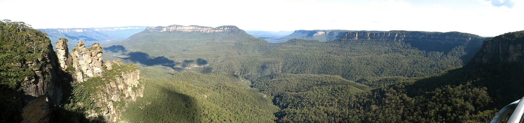 Echo Point (far away in time...)