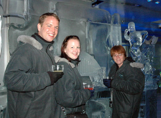 Minus 5 Ice Bar
