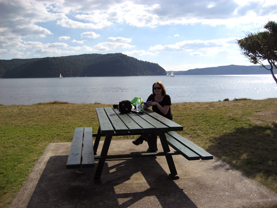Picnic by Hawkesbury River